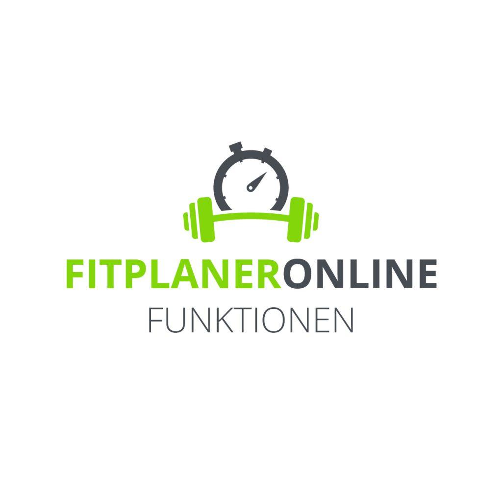 FITPLANER FUNKTIONEN