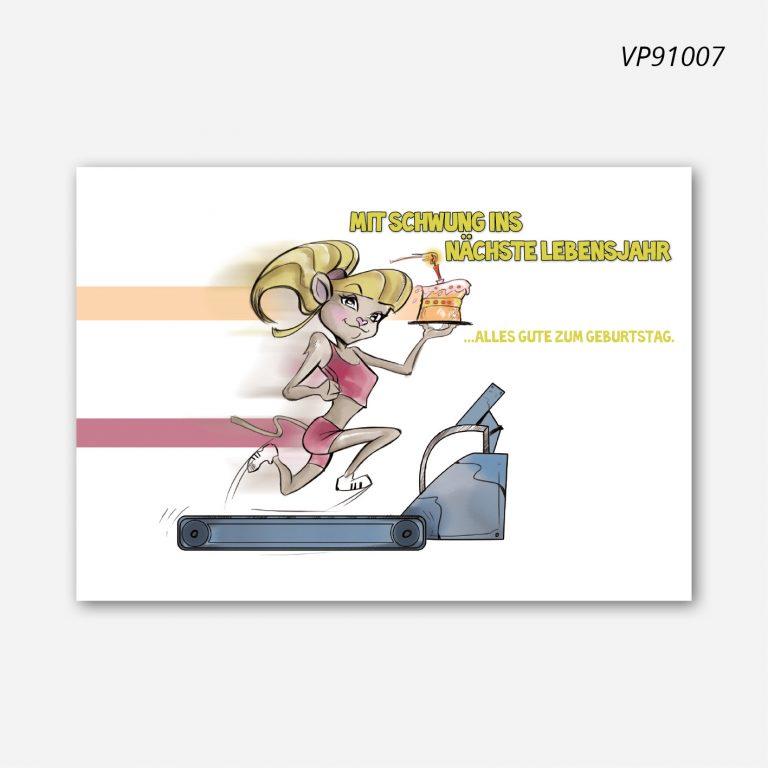 Horn Verlag Geburtstagskarte